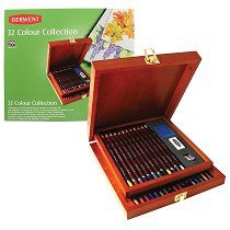 Color Collection, 32-Ct., Wooden Box