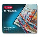 Aquatone Pencils, 24-Ct., Metal Tin