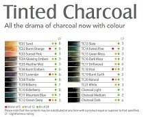 Graphitint color chart