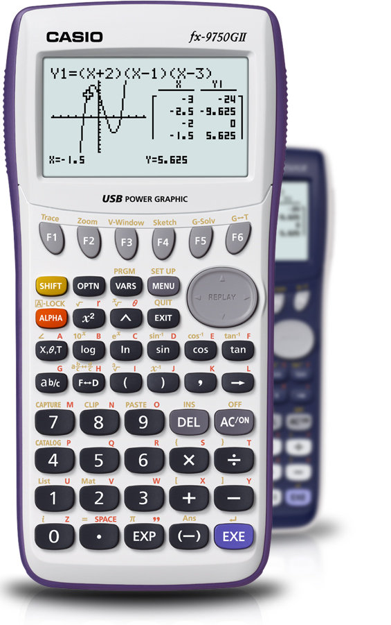 casio graphing calculator how to use