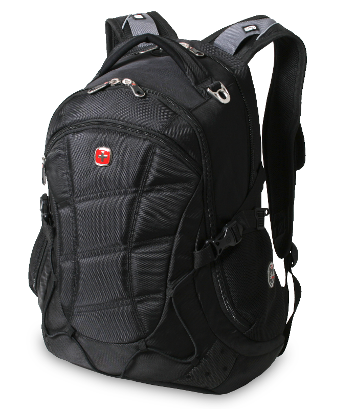 Amazon.com: SwissGear SA9769 Black Laptop Backpack - Fits
