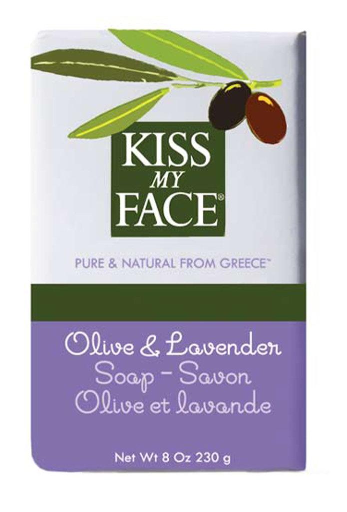 Amazon.com : Kiss My Face Moisturizing Bar Soap, Pure