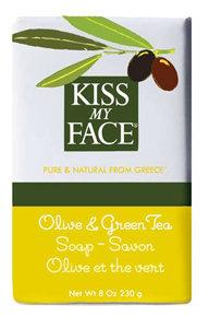 Olive and Green Tea Bar Soap