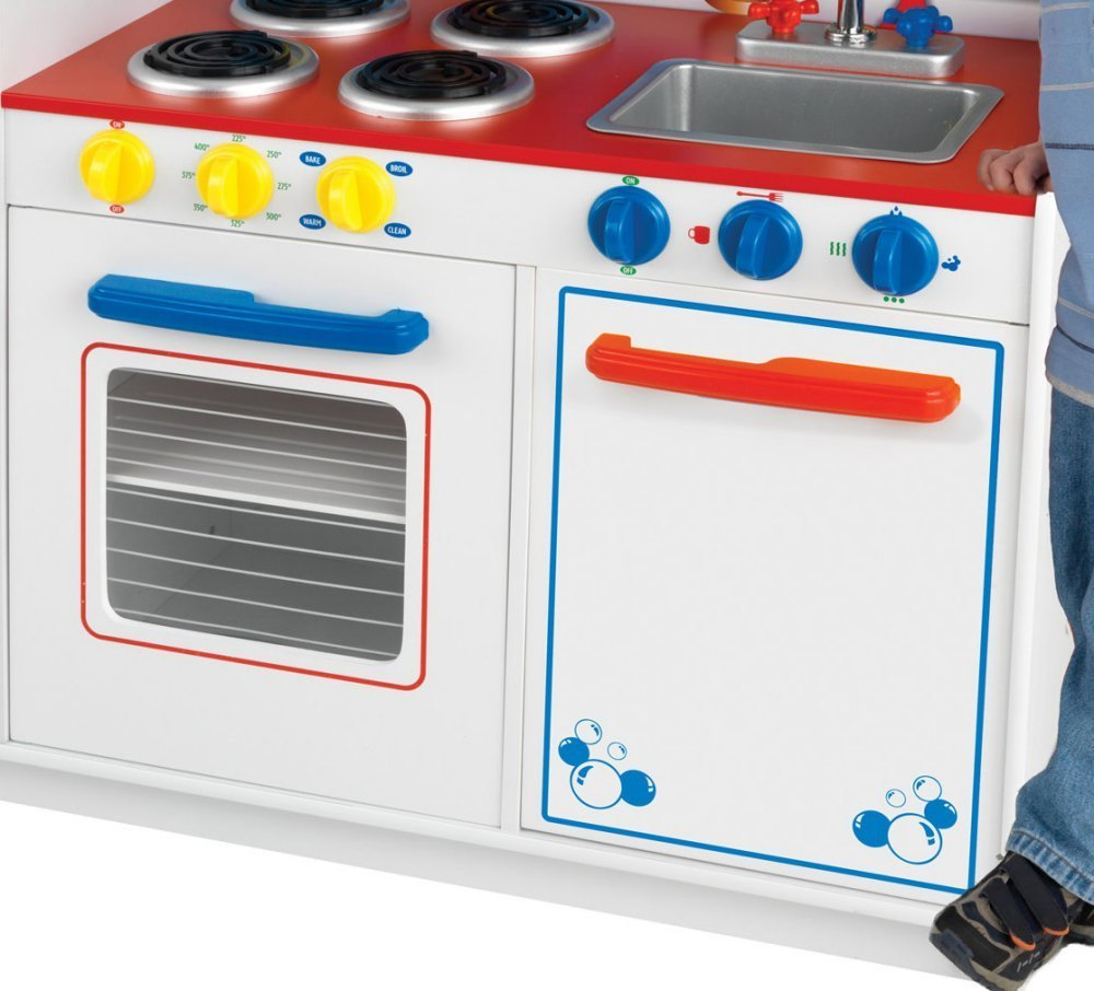 Kidkraft Let S Cook Kitchen Dimensions
