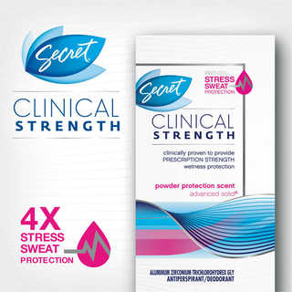Secret Clinical Strength Advanced Solid