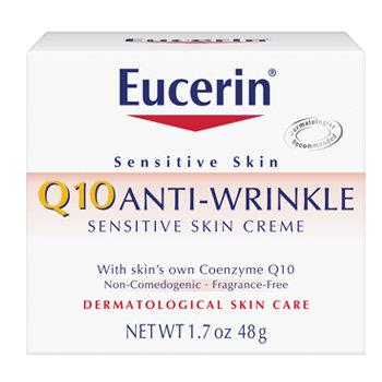 Q10 Anti-Wrinkle Sensitive Skin Cream