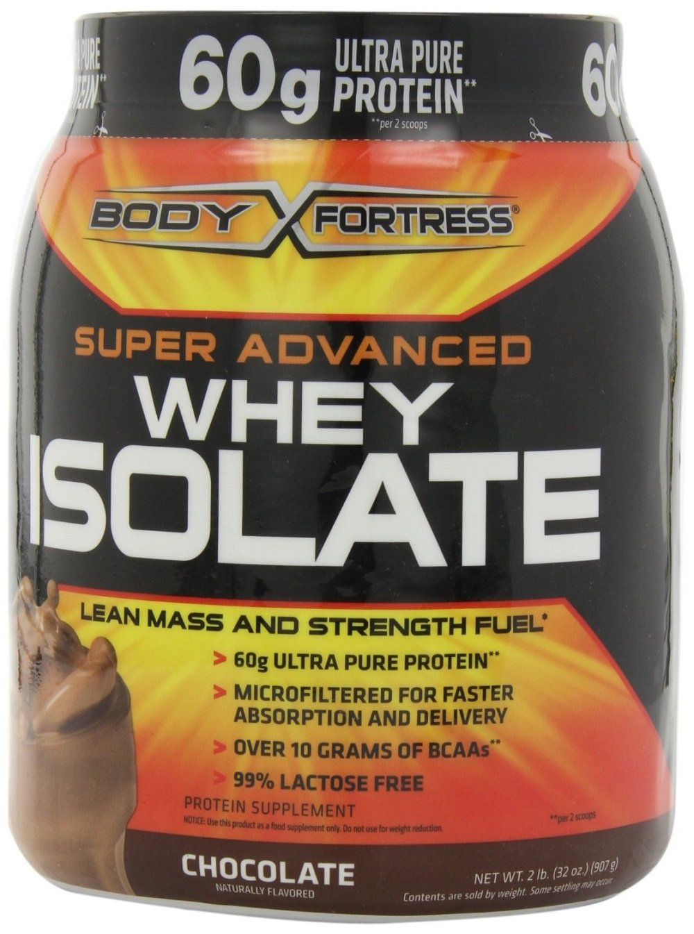 Super Advanced Whey Isolate in Chocolate ...