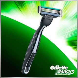 Gillette MACH3 Sensitive Disposable Razors