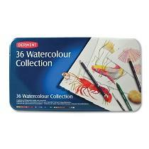 Watercolor Pencils, 36-Ct.