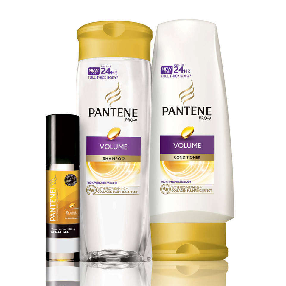 Pantene Pro-V Nature Fusion With Avocado Oil Smoothing Shampoo 25.4 oz