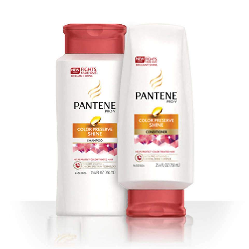Amazon Pantene Pro V Smooth 2 In 1 Shampoo Conditioner 126