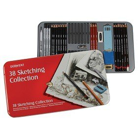38 count sketching collection