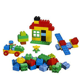 With LEGO DUPLO, the possibilities are endless!