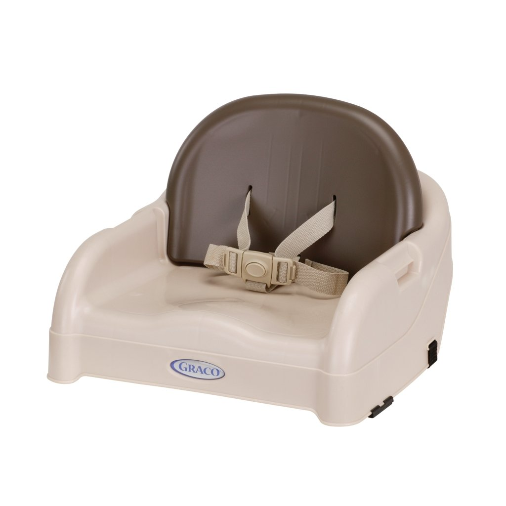 Amazon.com : Graco Blossom Booster Seat, Brown/Tan : Chair ...