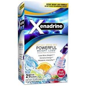 Xenadrine Instant Drink Mix