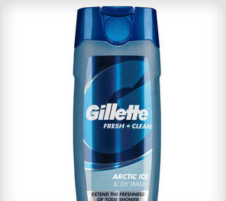 Gillette Clear Gel