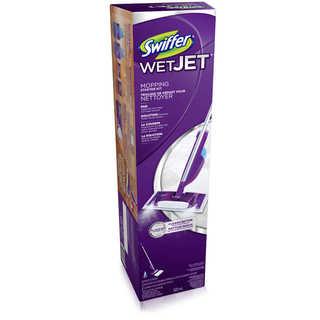 Wetjet Spray Mop Floor Cleaner Club Starter Kit New Free