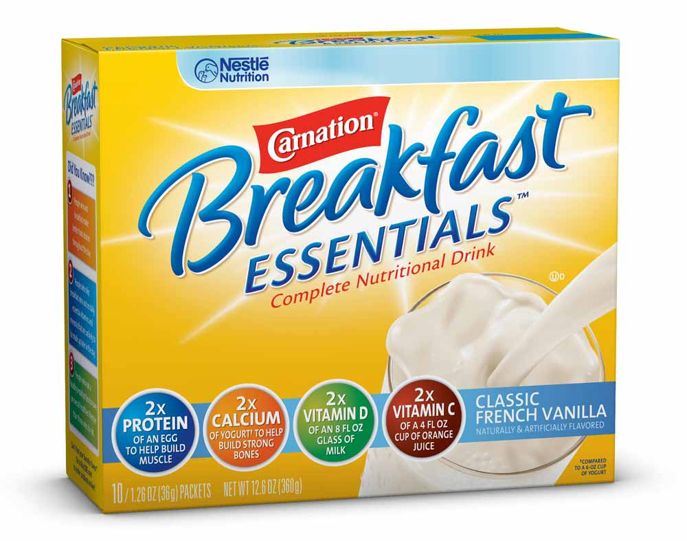 Amazon Com Carnation Breakfast Essentials Classic