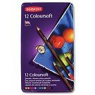 Colorsoft Colored Pencils, 12-Ct. Tin