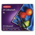 Colorsoft Colored Pencils, 24-Ct. Tin