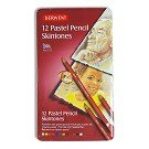 Colorsoft Pastel Pencils, 12-Ct. Tin