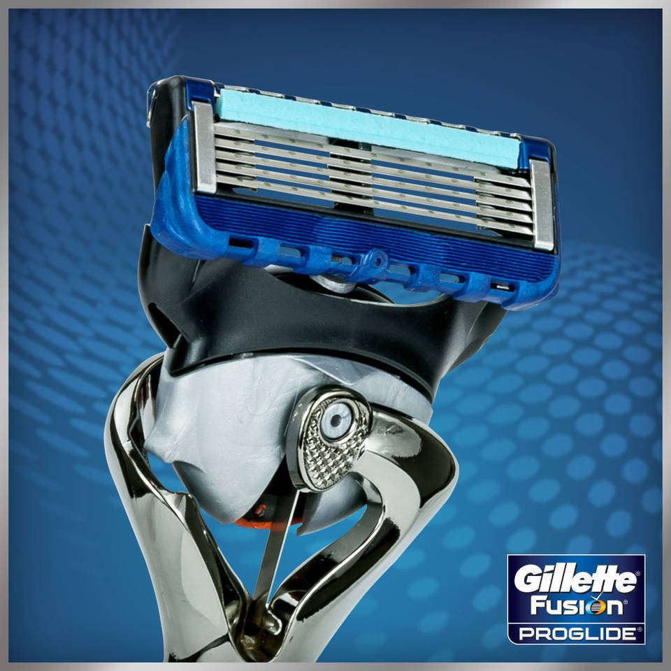 evolution of gillette razor blades Gillette, which dominates the global razor business, has long  like dollar shave  club and harry's that sell lower-priced razors and blades.