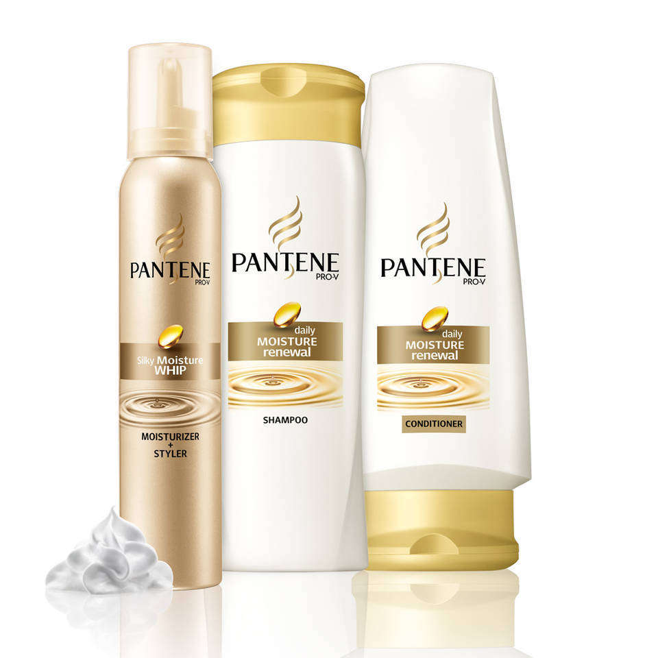 Amazon Com Pantene Pro V Smooth Shampoo 33 8 Fl Oz Beauty