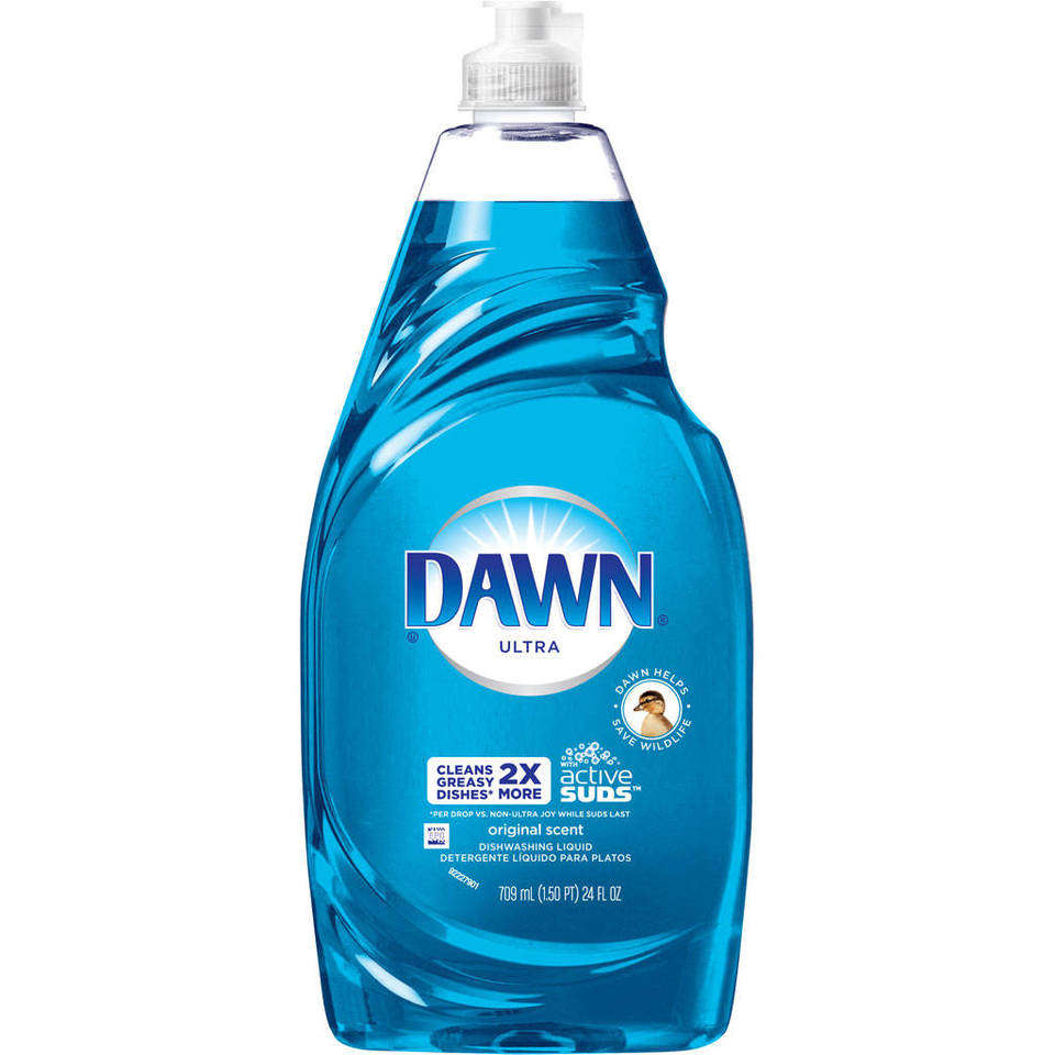 Can I Wash Dog With Dawn
