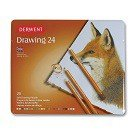 Drawing Pencils, 24-Ct.