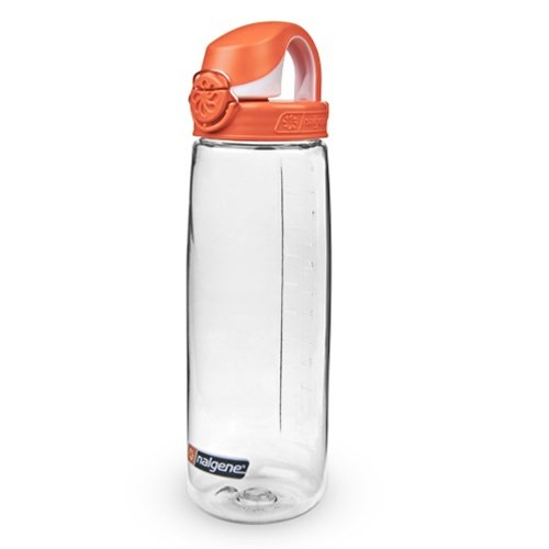 nalgene tritan on the fly water bottle blue 24oz sports outdoors. Black Bedroom Furniture Sets. Home Design Ideas