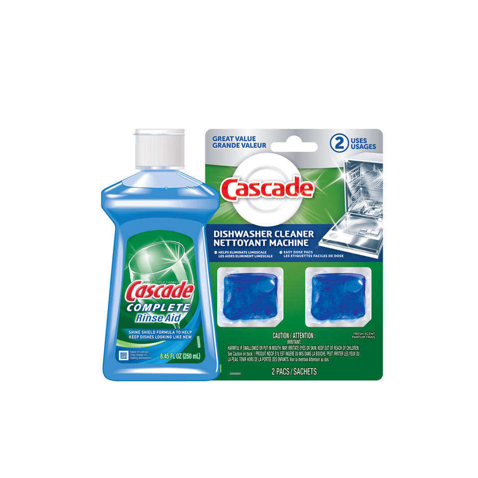 Amazon Com Cascade Actionpacs Dishwasher Detergent Fresh