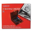Sketching Pencil Collection, 35-Ct., Box