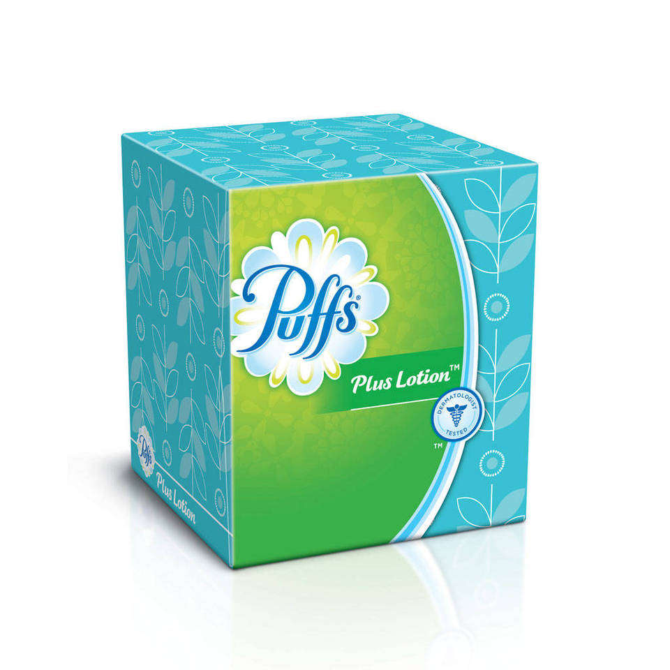 Amazon Com Puffs Plus Lotion With The Scent Of Vicks