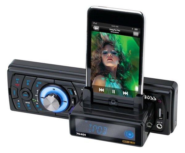Amazon.com: Boss Audio 754DI MP3-Compatible In-Dash Digital Media