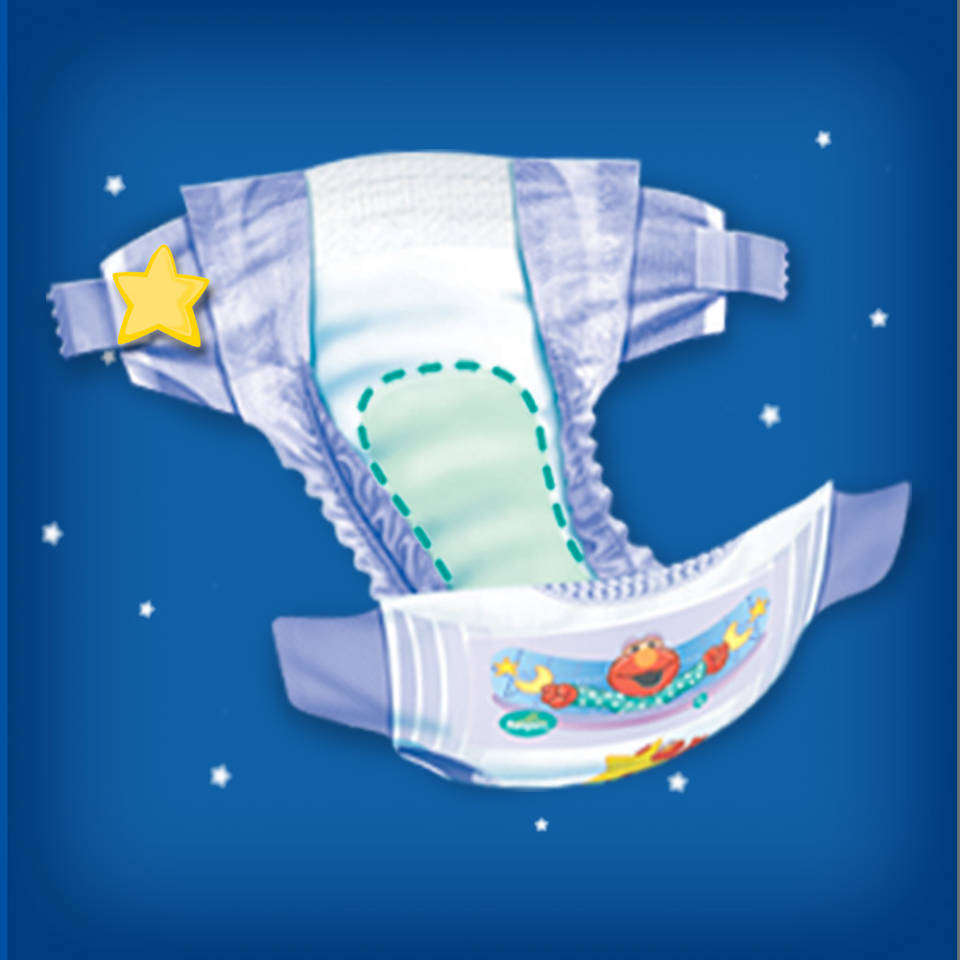 Amazon Com Pampers Extra Protection Nighttime Diapers