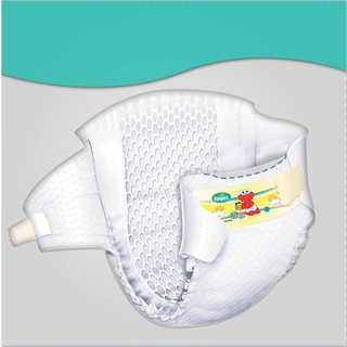 Amazon Com Pampers Swaddlers Disposable Diapers Newborn