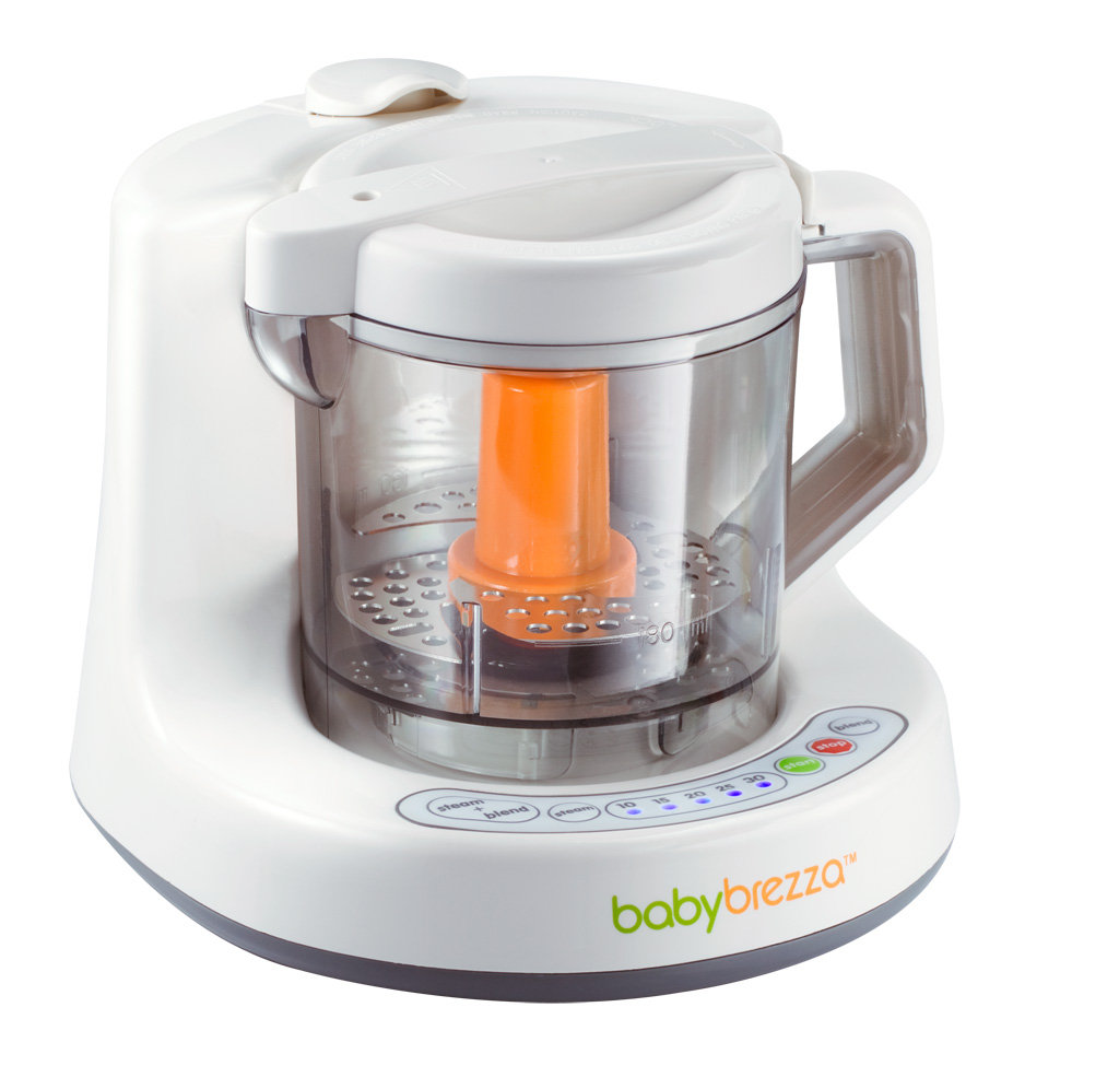 Amazon Com Baby Brezza Baby Food Maker Machine One