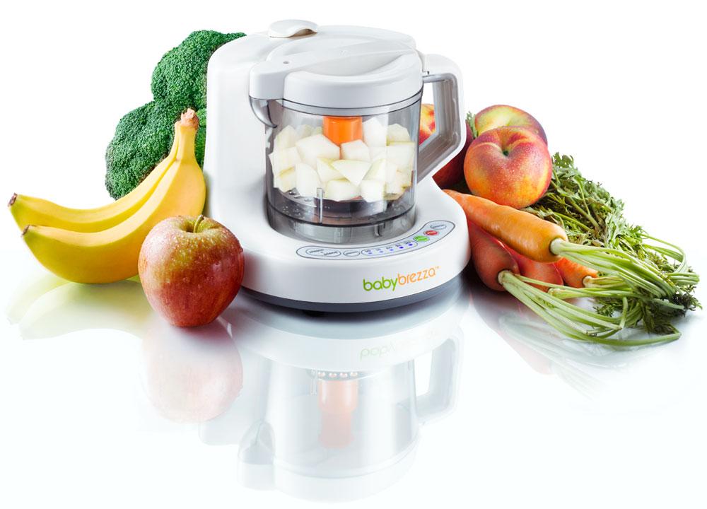 Baby brezza baby food maker machine one for Cuisine generator