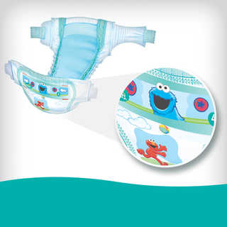 Baby Pampers Size 1