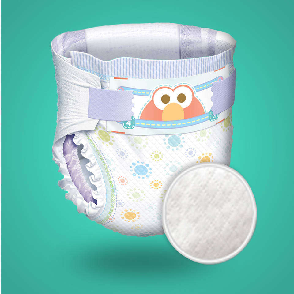Size 2: count. Size 3: count. Size 4: count. Size 5: count. Size 6: count. Once you select the correct size and count, it will show available and you can add it to your cart. Pampers Blankie Soft comfort and protection; Pampers Swaddlers diapers are the #1 Choice of Hospitals (based on sales of the newborn hospital diaper).