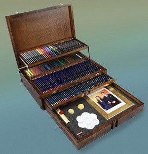 Majestic Commemorative Wooden Box