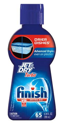how to use finish dishwasher freshener