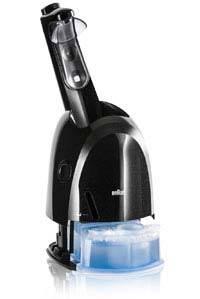 Amazon Com Braun 3 Series 350cc 4 Shaver Black Blue Beauty