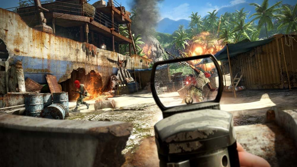 Buy Farcry 3 (PC) Online at Low Prices in India | UBI Soft