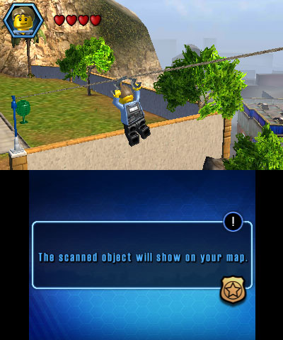 Amazoncom Lego City Undercover The Chase Begins Nintendo 3ds