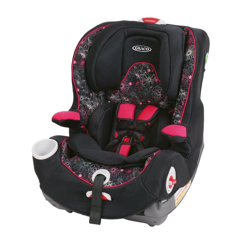 Amazon.com : Graco SmartSeat All-in-One Car Seat, Jemma