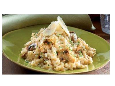 Recipe Idea: Mushroom Risotto