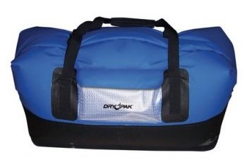 beb47434dc Amazon.com  Kwik Tek Dry Pak Waterproof Duffel Bag  Dry Pak  Clothing