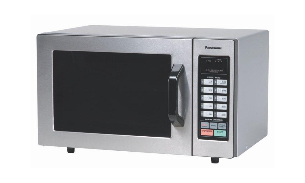 Amazon Com Panasonic Ne 1054f Stainless 1000w 0 8 Cu Ft