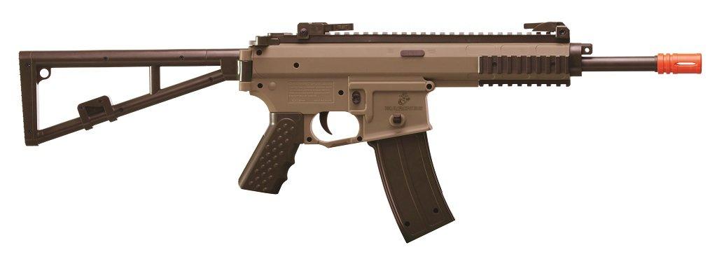 Amazon.com : Marines Airsoft SR01 Spring Powered Rifle by Crosman